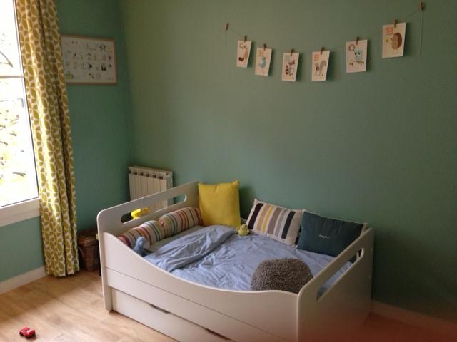 d couvrez le lit volutif enfant eden blanc de julie. Black Bedroom Furniture Sets. Home Design Ideas