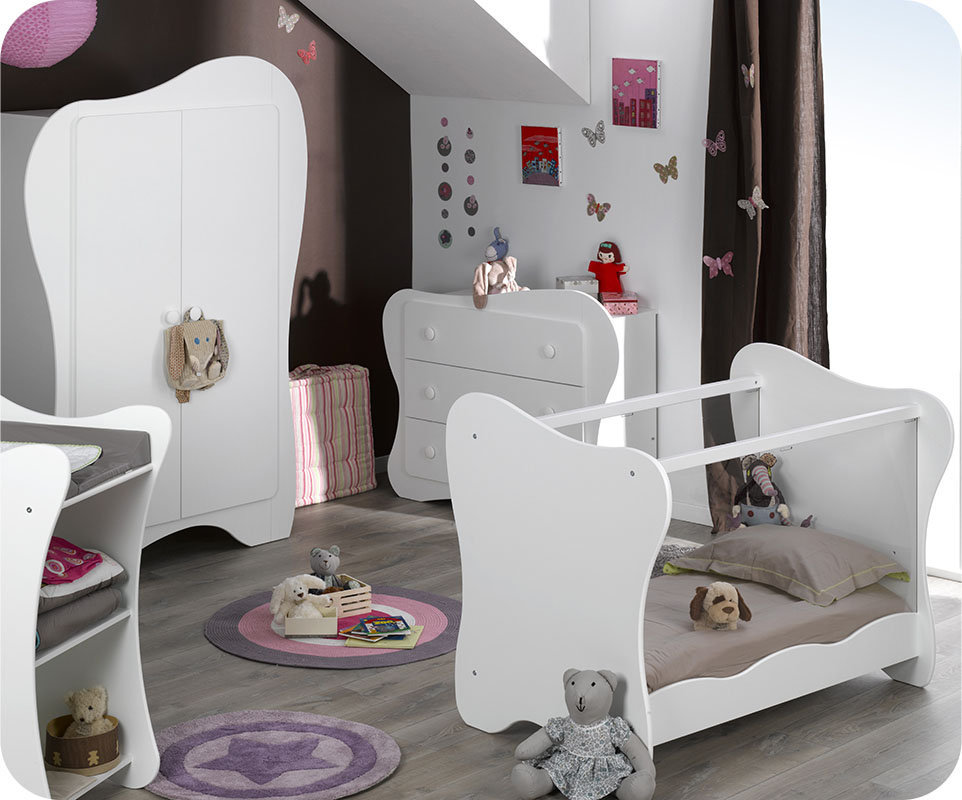 Créez une chambre éco bio pour bébé !