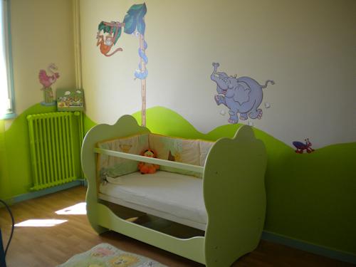 Notre collection alt a vert par alexandra - Chambre bebe vert et jaune ...
